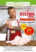 Gazetka promocyjna Delikatesy Centrum - Rzeźnik cen - ważna do 28-11-2018