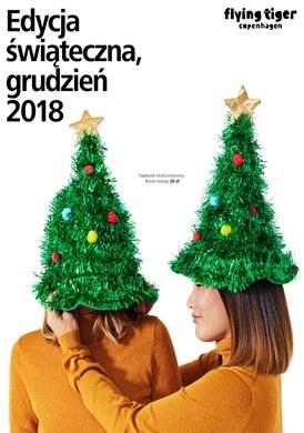 Gazetka promocyjna Flying Tiger Polska - Edycja świąteczna grudzień 2018