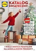 Gazetka promocyjna Lidl - Katalog świąteczny  - ważna do 08-12-2018