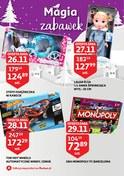 Gazetka promocyjna Auchan - Magia zabawek  - ważna do 29-11-2018
