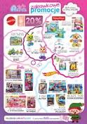 Gazetka promocyjna Akpol Baby - Zabawkowe promocje  - ważna do 24-12-2018