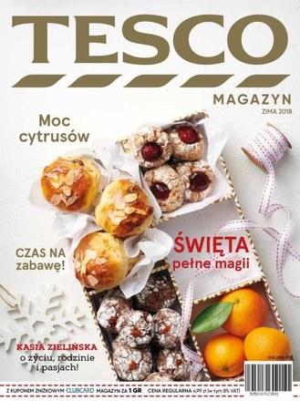 Gazetka promocyjna Tesco, ważna od 26.11.2018 do 31.01.2019.