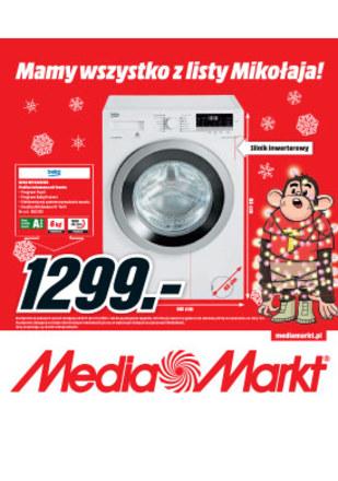 Gazetka promocyjna Media Markt, ważna od 22.11.2018 do 12.12.2018.