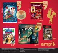 Gazetka promocyjna EMPiK - Prezenty jak z bajki dla dzieci