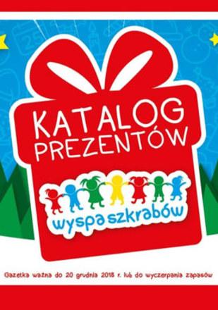 Gazetka promocyjna Wyspa szkrabów, ważna od 27.11.2018 do 20.12.2018.