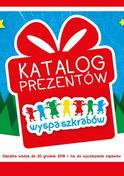 Gazetka promocyjna Wyspa szkrabów - Katalog prezentów - ważna do 20-12-2018