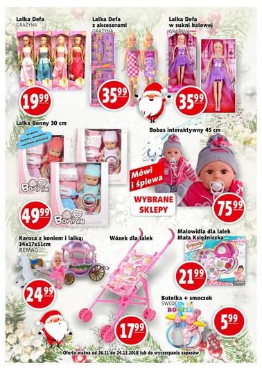 Gazetka promocyjna Prim Market, ważna od 26.11.2018 do 24.12.2018.