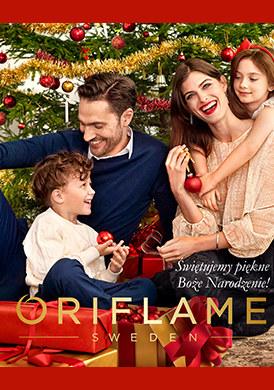 Gazetka promocyjna Oriflame - Świętujmy piękne Boże Narodzenie!