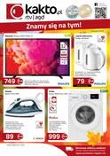Gazetka promocyjna Kakto.pl - Znamy się na tym! - ważna do 30-11-2018