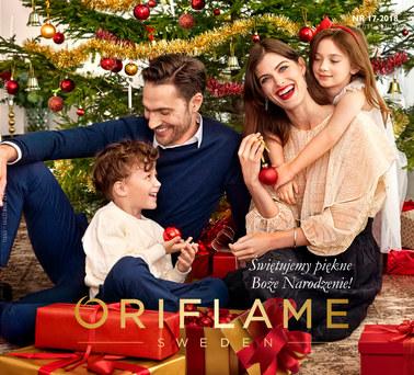 Gazetka promocyjna Oriflame, ważna od 27.11.2018 do 17.12.2018.