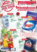 Gazetka promocyjna SPAR - Mikołajkowe prezenty cenowe - ważna do 09-12-2018