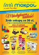 Gazetka promocyjna Mokpol - Mikołajkowa radość - ważna do 11-12-2018