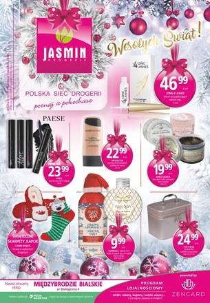 Gazetka promocyjna Jasmin Drogerie, ważna od 03.12.2018 do 23.12.2018.