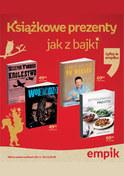 Gazetka promocyjna EMPiK - Książkowe prezenty jak z bajki - ważna do 24-12-2018