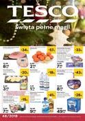 Gazetka promocyjna Tesco Hipermarket - Święta pełne magii - ważna do 05-12-2018
