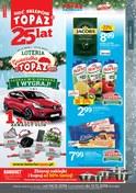Gazetka promocyjna Topaz - Gazetka promocyjna - ważna do 12-12-2018