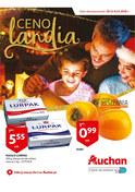 Gazetka promocyjna Auchan - Cenolandia  - ważna do 08-12-2018