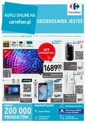 Gazetka promocyjna Carrefour - Gdziekolwiek jesteś  - ważna do 03-12-2018