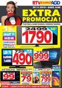 Gazetka promocyjna RTV EURO AGD - Extra promocja - Warszawa - ważna do 29-11-2018