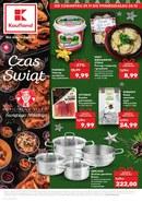 Gazetka promocyjna Kaufland - Czas świąt