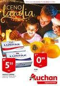Gazetka promocyjna Auchan - Cenolandia - supermarket  - ważna do 08-12-2018