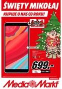 Gazetka promocyjna Media Markt - Święty Mikołaj - ważna do 05-12-2018