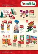 Gazetka promocyjna MALINKA Market - Mikołajki z Malinką - ważna do 12-12-2018