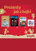 Gazetka promocyjna EMPiK - Prezenty jak z bajki - ważna do 11-12-2018