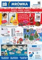 Gazetka promocyjna PSB Mrówka - Święta, święta, święta - Nowa Sól