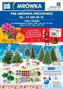 Gazetka promocyjna PSB Mrówka - Święta, święta, święta - Piechowice - ważna do 16-12-2018