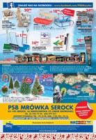 Gazetka promocyjna PSB Mrówka - Wielkie otwarcie - Serock