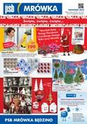 Gazetka promocyjna PSB Mrówka - Święta, święta, święta - Będzino - ważna do 16-12-2018