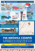 Gazetka promocyjna PSB Mrówka - Święta, święta, święta - Czempiń
