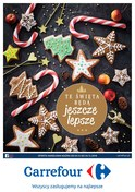 Gazetka promocyjna Carrefour - Te święta będą jeszcze lepsze  - ważna do 24-12-2018