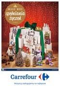 Gazetka promocyjna Carrefour - Masz moc spełniania życzeń - ważna do 24-12-2018