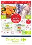 Gazetka promocyjna Carrefour Express - Te święta będą jeszcze lepsze  - ważna do 10-12-2018