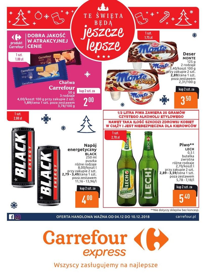 Carrefour Express: 2 gazetki