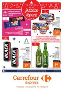 Gazetka promocyjna Carrefour Express - Oferta handlowa - ważna do 10-12-2018