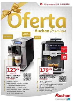 Gazetka promocyjna Auchan, ważna od 01.12.2018 do 23.12.2018.