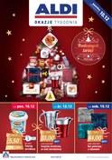 Gazetka promocyjna Aldi - Radosnych świąt - ważna do 15-12-2018