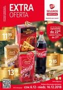 Gazetka promocyjna Selgros Cash&Carry - Extra oferta - ważna do 16-12-2018