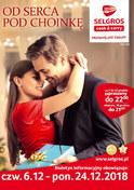 Gazetka promocyjna Selgros Cash&Carry - Od serca pod choinkę - ważna do 24-12-2018