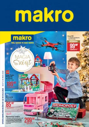 Gazetka promocyjna Makro Cash&Carry, ważna od 04.12.2018 do 24.12.2018.