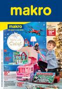 Gazetka promocyjna Makro Cash&Carry - Magia świąt - ważna do 24-12-2018