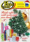 Gazetka promocyjna Patio Color - Gazetka promocyjna  - ważna do 16-12-2018