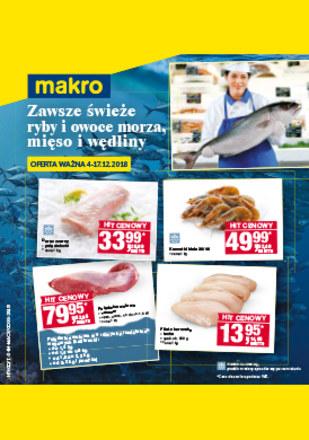 Gazetka promocyjna Makro Cash&Carry, ważna od 03.12.2018 do 17.12.2018.