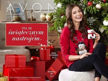 Gazetka promocyjna Avon, ważna od 29.11.2018 do 27.12.2018.