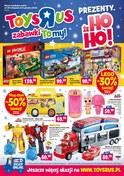 "Gazetka promocyjna Toys""R""Us - Prezenty, że Ho Ho - ważna do 06-12-2018"