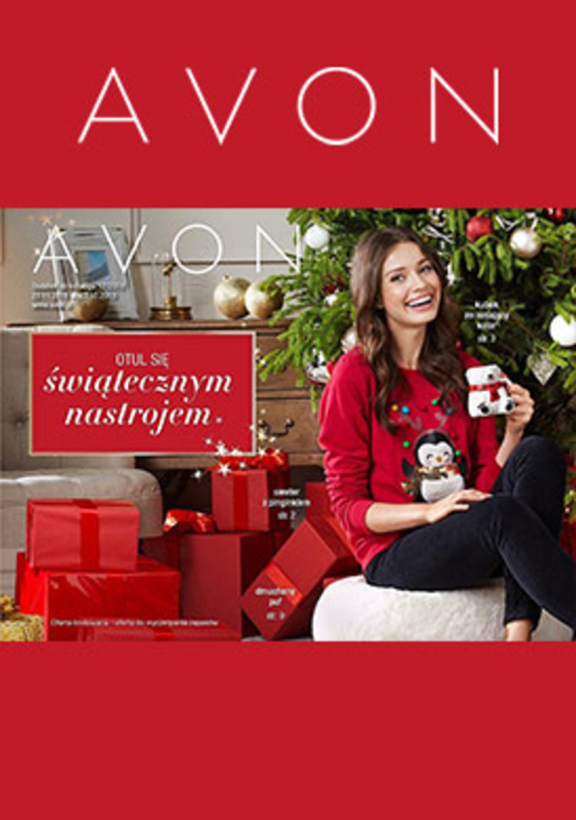Gazetka promocyjna Avon - ważna od 29. 11. 2018 do 27. 12. 2018