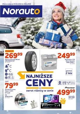 Gazetka promocyjna Norauto - Najniższe ceny